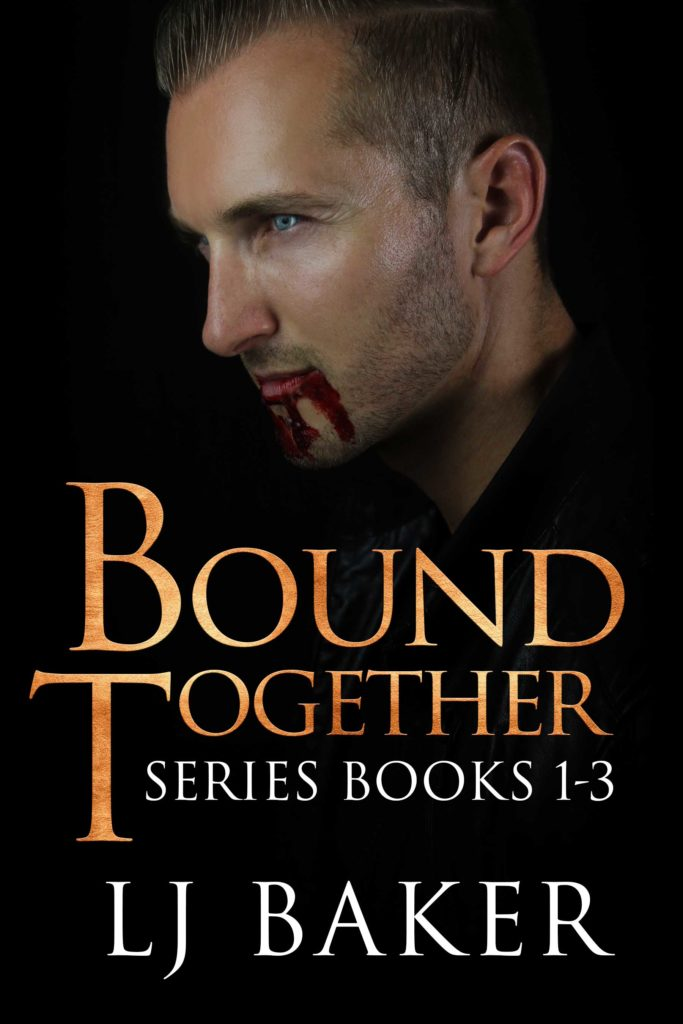 Book Cover: Bound Together Series Boxed Set 1-3