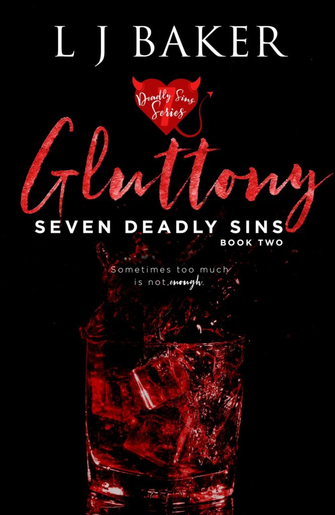 Book Cover: Gluttony