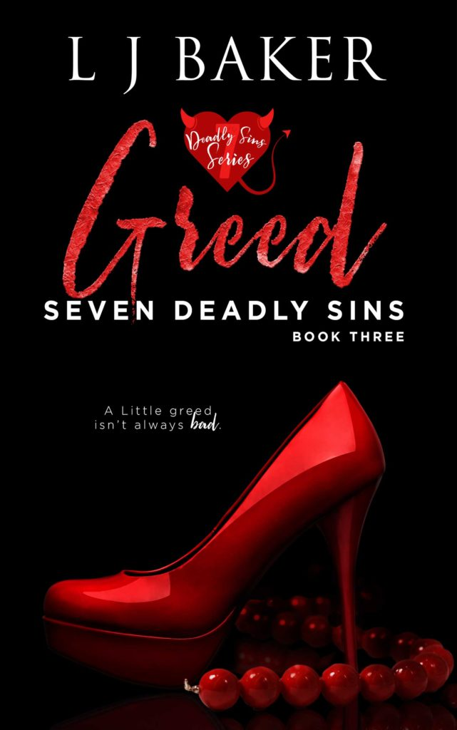 Book Cover: Greed
